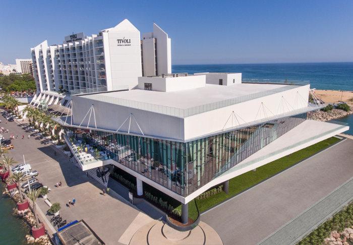 A Vilamoura, le nouveau Algarve Congress Centre.