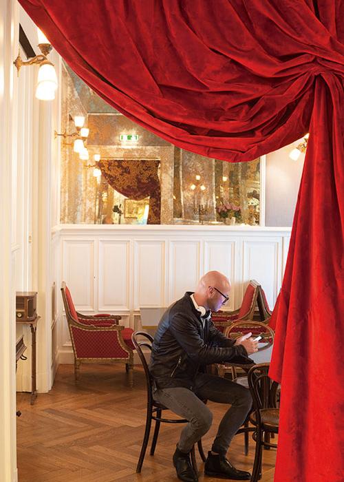 Le Henri a redonné vie à l'ancien Hôtel Bogota, institution arty de la ville.