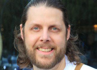 Philipp Vogel, chef et directeur de l'hôtel Orania