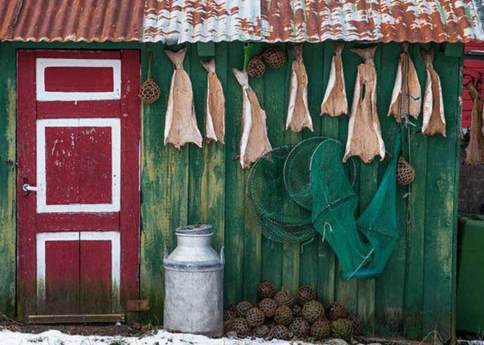 Morues séchées, harengs salés, haddocks fumés, saumons à foison : c'est sur la pêche que la Ligue hanséatique a fondé la prospérité de son comptoir commercial à Bergen. Une activité qui a traversé les époques.