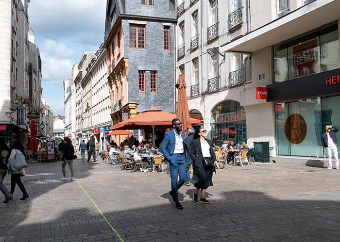 Centre ville historique