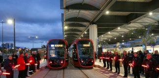 Aéroport de Nice tramway