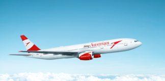 Austrian Airlines DR