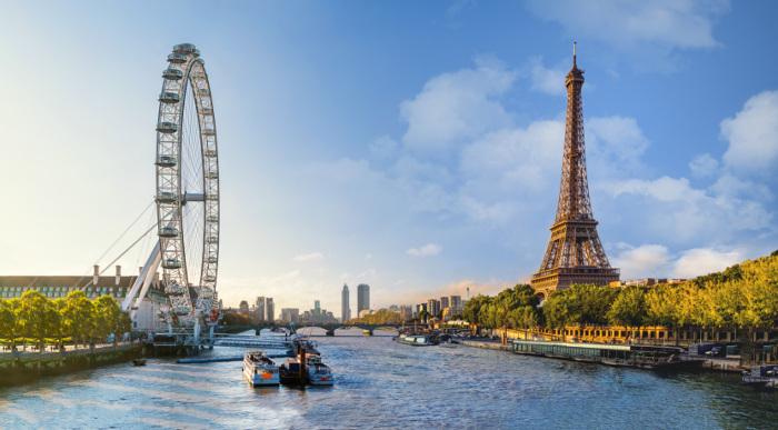 Paris Londres