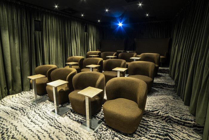 Pullman-cinema