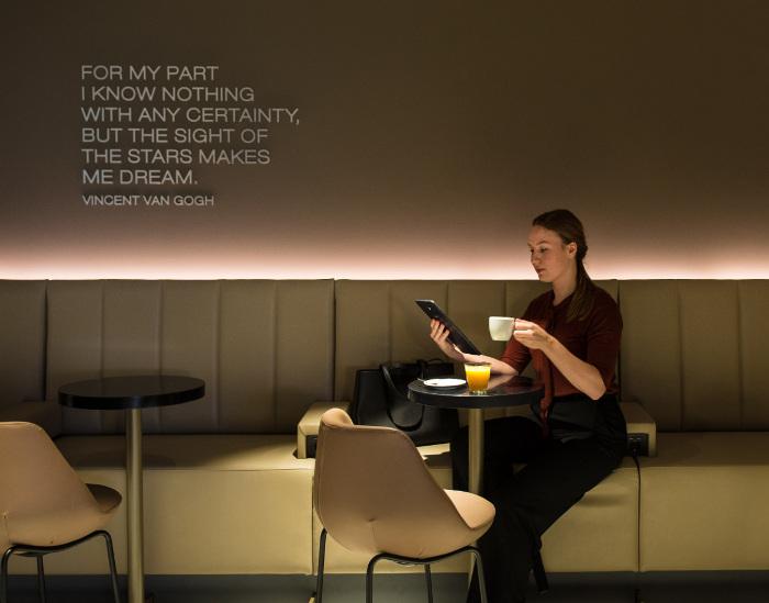 Le salon Star Alliance est accessible depuis le 8 mars sur l'aéroport d'Amsterdam