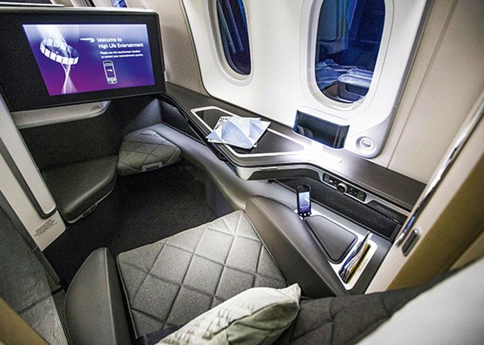 Pour maintenir son standing sur le long-courrier, British Airways consacre plus de sept milliards d'euros à la rénovation de ses produits de voyage, avec une nouvelle classe affaires attendue d'ici la fin de l'année.© British Airways