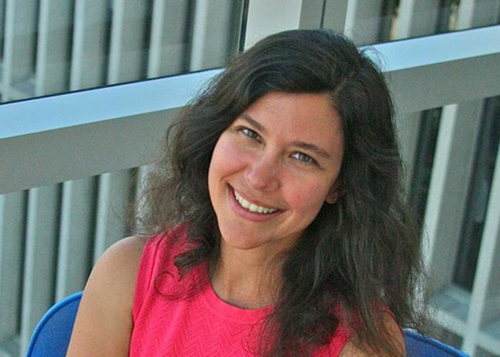 Claudia Mitchell, co-fondatrice de Universal Cells