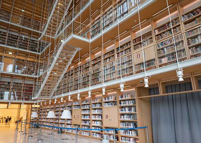 Bibliothèque nationale, fondation Stavros Niarchos
