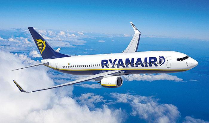 Avec plus de 130 millions de passagers en 2018, Ryanair est le premier transporteur européen, devant l'ensemble du groupe Lufthansa.© Ryanair