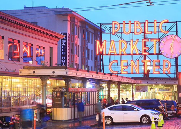 Date branchement Seattle