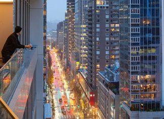 Un quartier d'affaires stimulé par l'essor continu des Amazon, Microsoft, Expedia, Starbucks et Boeing.