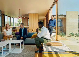 Expérimenté par de nombreux voyageurs d'affaires dans leur vie privée, le concept d'Airbnb est adapté aux déplacements professionnels dans le cadre de longs séjours.© Airbnb