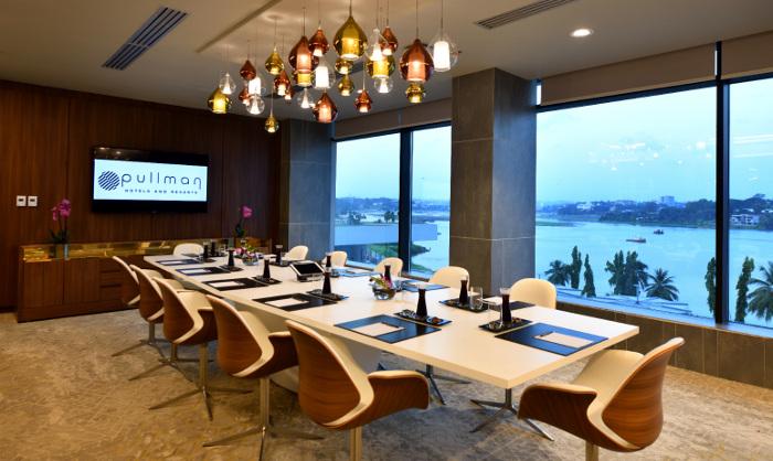 L'hôtel Pullman Abidjan mise notamment sur ses installations meetings pour fidéliser la clientèle affaires