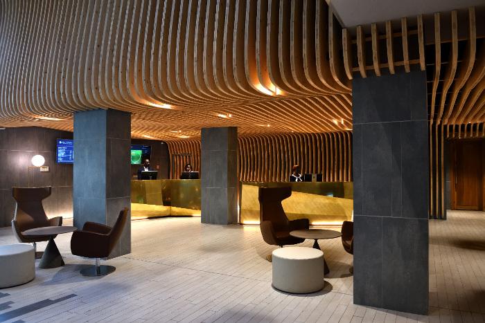 L'hôtel Pullman Abidjan a reprise du service, avec un relooking complet qui en fait l'adresse de référence sur le Plateau
