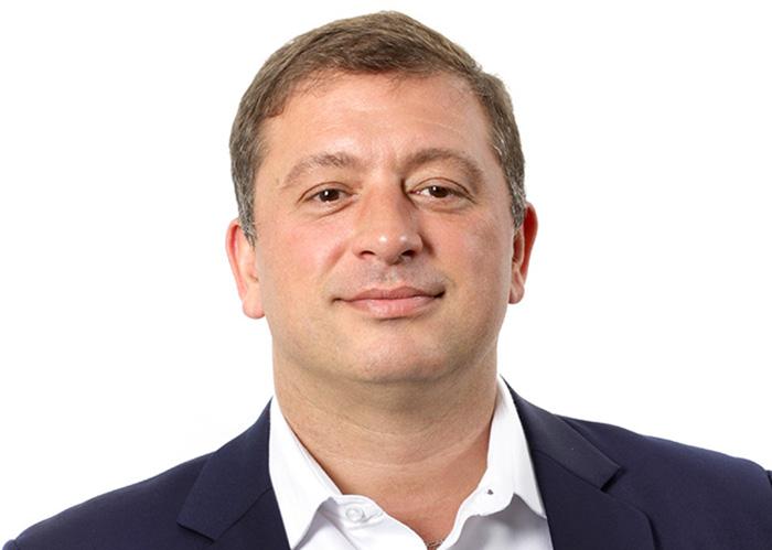Guillaume Ernié, directeur général de l'agence AREP