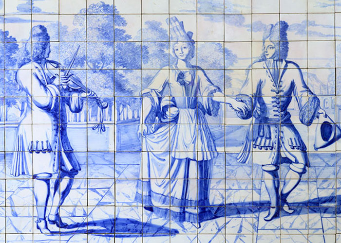 MUSEO NACIONAL DO AZULEJO