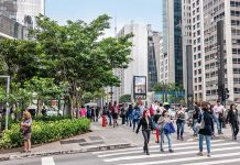 L'Avenida Paulista, artère historique de Sao Paulo
