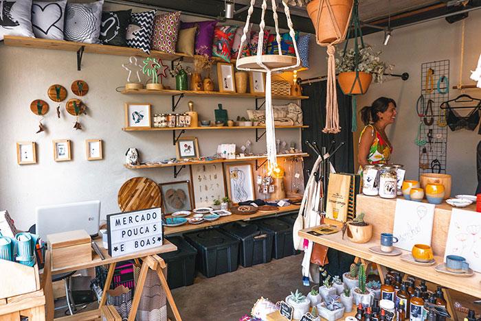 Vila Madalena et ses boutiques de créateurs