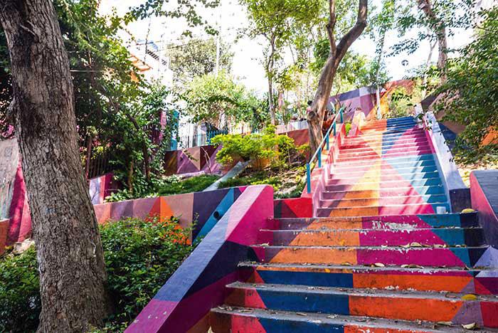 Le quartier bohème de Vila Madalena