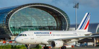 AirFrance-A319-Paris-Seville