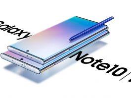 Samsung dévoile ses Galaxy Note 10 et 10+