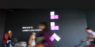 Grâce aux compagnies low cost, l'aéroport de Londres Luton bat record sur record et prépare son expansion pour pouvoir accueillir 18 millions de passagers en 2020.