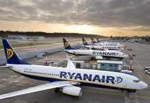 DR Ryanair