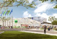 Saint-Etienne-parc-Expo