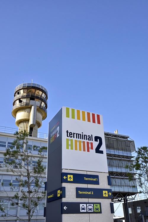 Marseille Provence poursuit l'extension de son terminal 2 avec la création, en avril 2019, de deux nouveaux postes avions et de deux salles d'embarquement.© Aéroport Marseille Provence