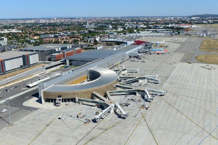 © Philippe Garcia Aéroport Toulouse Blagnac