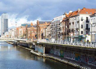 Prolongation d'un mouvement engagé dans les années 80 par la métamorphose de la rue Dansaert, le quartier du canal réinvente ses anciens lieux industriels en musées et espaces dédiés à la création.