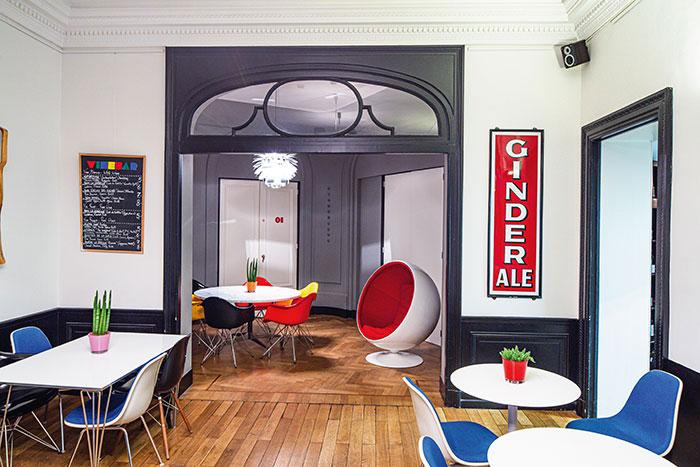 Le Vintage Hotel offre une alternative à prix doux à deux pas de la très chic avenue Louise.