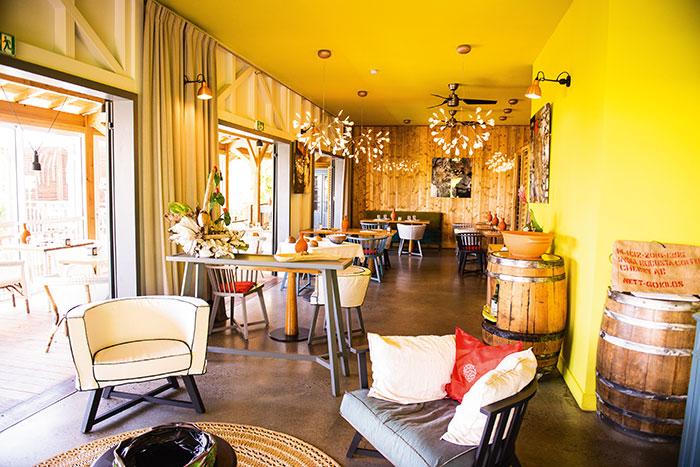 Le boutique hôtel French Coco, au raffinement cultivé mâtiné d'une infinie douceur créole.
