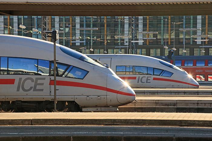 DR Deutsche Bahn