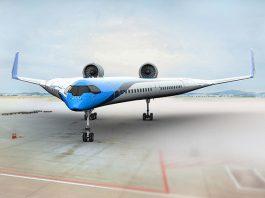 Avion du futur : plus rapide, plus durable