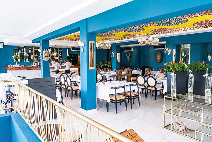 Restaurant-Sakhan
