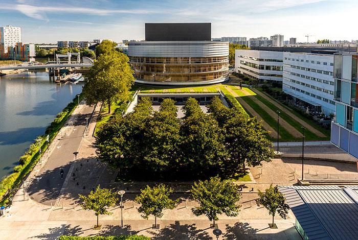 Dans l'air du temps, la Cité de Nantes a fait de l'éco-responsabilité sa grande priorité.