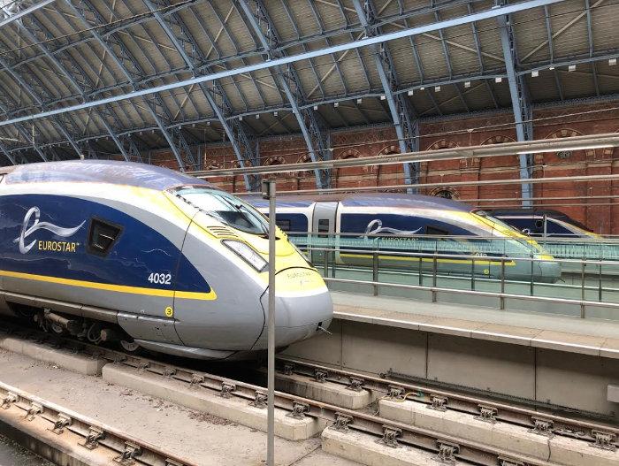 A 25 ans, Eurostar veut rouler plus vert - Voyages d'Affaires