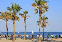 Barcelone_Plage-Bogatell