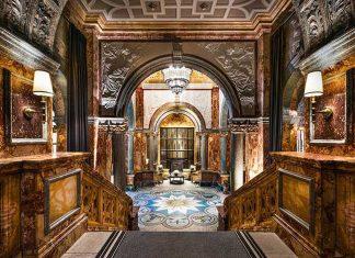 Enseigne de boutique hôtels haut de gamme très connue aux états-Unis, Kimpton Hotels a été reprise par IHG en 2014. Depuis lors, le groupe britannique exporte la marque à l'international, notamment à Amsterdam, à Taipei et bientôt à Paris. En fin d'année dernière, elle s'est aussi implantée à Londres en reprenant un hôtel historique, le Russel, devenu le Kimpton Fitzroy. © IHG