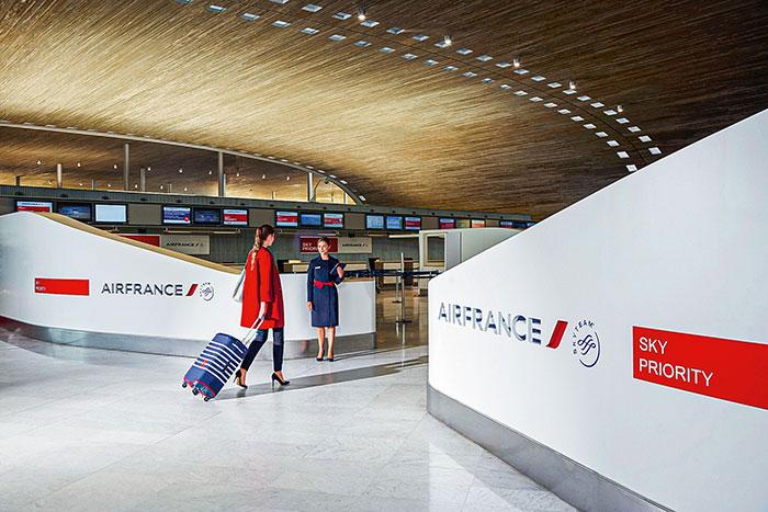 Air France-KLM a fait évoluer son programme Flying Blue avec des règles du jeu simplifiées pour réserver des billets primes ou passer d'un statut à l'autre.© Air France