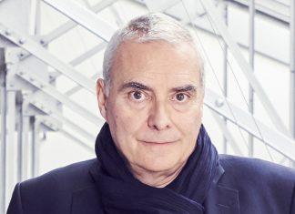 Dominique Perrault © Alexandre Tabaste