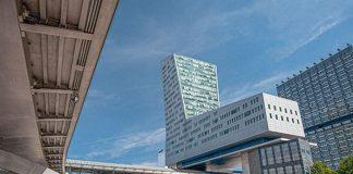 La tour de Lille, dessinée par Christian de Portzamparc. © OTCL Lille /Laurent Ghesquière