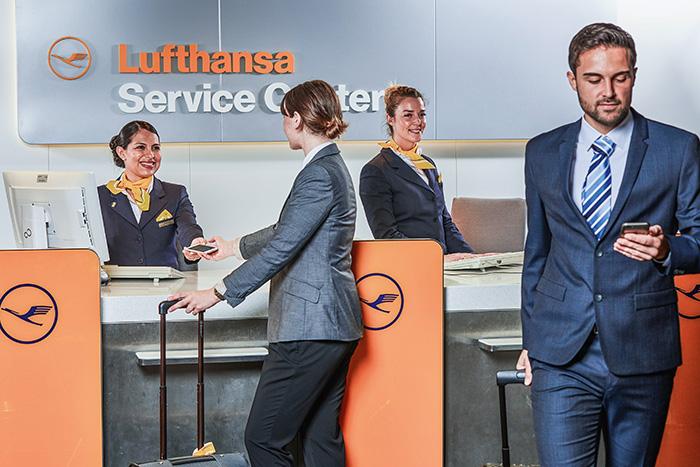 Brussels Airlines, Austrian et Swiss : le groupe Lufthansa a absorbé toutes ces compagnies trop limitées pour atteindre la taille critique nécessaire.© Lufthansa