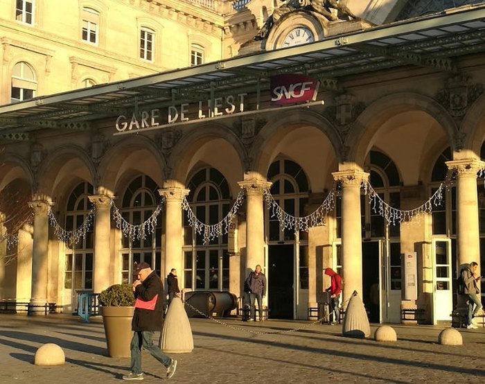 Gare Paris Est
