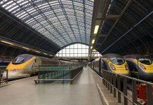 Eurostar-finances