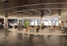 Pullman-Montparnasse-Lobby