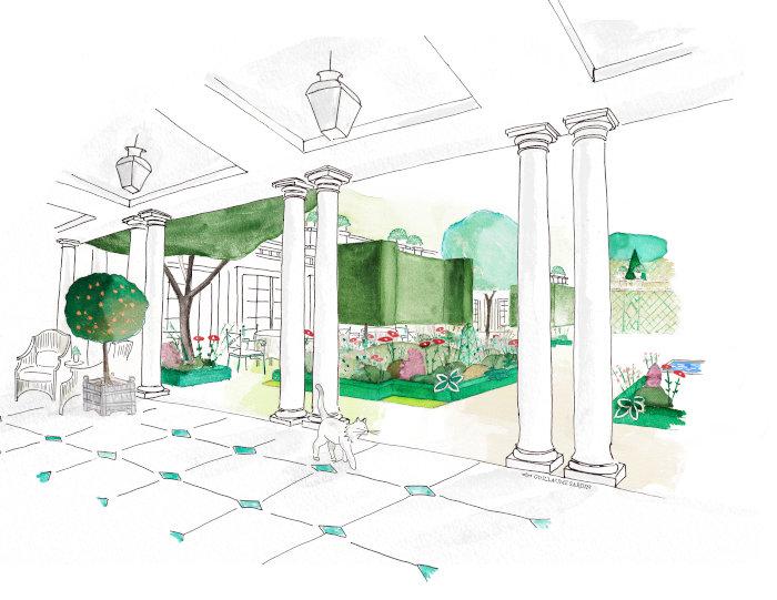 Bristol-Jardin