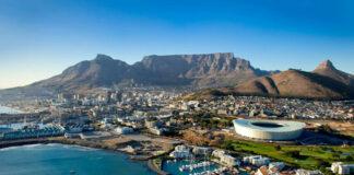 Le-Cap-sud-africain